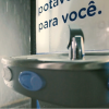 雨水を飲み水にリサイクルして、公共の水飲み場を提供したプロジェクト「Rainwater Fountain」