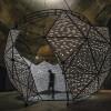 光と音による芸術的なパフォーマンス「OCULUS」