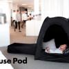 何処へでも持ち運びできるミニテント「Pause Pod」