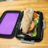 サンドイッチに最適なデザインお弁当ケース「FOODSKIN」