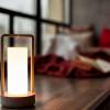 リモート制御も可能なランタンを思わせるデザインランプ「fotogen」