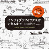 おすすめのデザイン本「インフォグラフィックスができるまで デザイナー73 人のアイデアスケッチから完成まで」