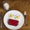 おいしそうな朝食をレゴブロックで再現!ハイクオリティなストップモーション・アニメーション「LEGO in real life」