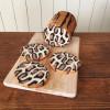 断面でアートを 自然素材で着色されたパンシリーズ