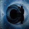 光と鏡で創られた異世界に繋がるような幻想的なトンネル「My Whale (inner revision)」
