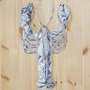 アルミで包んだオブジェクトアート「unapologetic paintings」