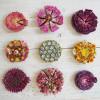 まるで本物の花のように美しいフラワーケーキ「Beautiful & Delicious Vegan Cakes」