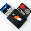 財布も兼用できる便利なコンパクトカードケース「Vessel」