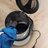 リビングでも稼働できる デザイン性の高いミニ洗濯機「Mini Washer for Microliving」