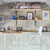 スペインのデザイナーフェルナンド・アベラナス氏が働く高架下にひっそりと作られた秘密のデザインオフィス