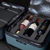 ボトル瓶を簡単に持ち運びできるスーツケース「The Wade Wine Case」