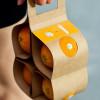 持ち運びもできる!ダンボール製の新しいオレンジ用パッケージ「Orange Packaging」