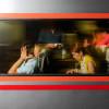 発想の逆転、列車の外から見た乗客の様子を写し出した「窓越しの人々の風景」