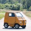 1974年に開発された小型電動自動車「1974 Zagato Zele 1000」