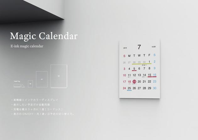 Magic Calendar-top