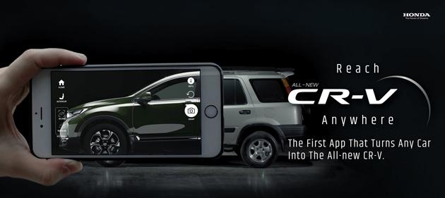 CRV Conceptboard