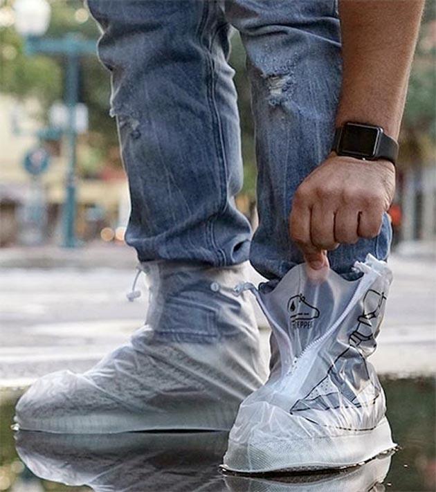 Shoe Raincoats02