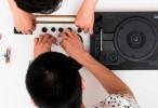 Spinbox DIY Turntabletop